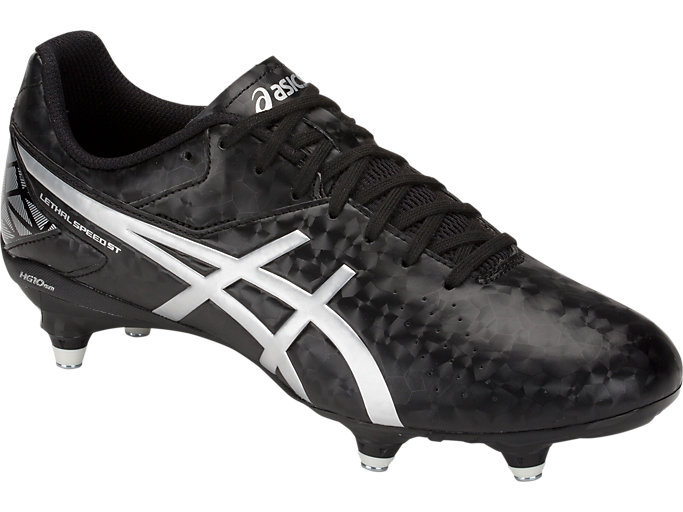 Front Right view of LETHAL SPEED™ ST, BLACK/SILVER