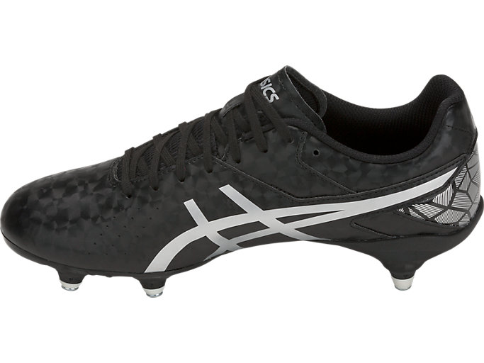 Left side view of LETHAL SPEED™ ST, BLACK/SILVER