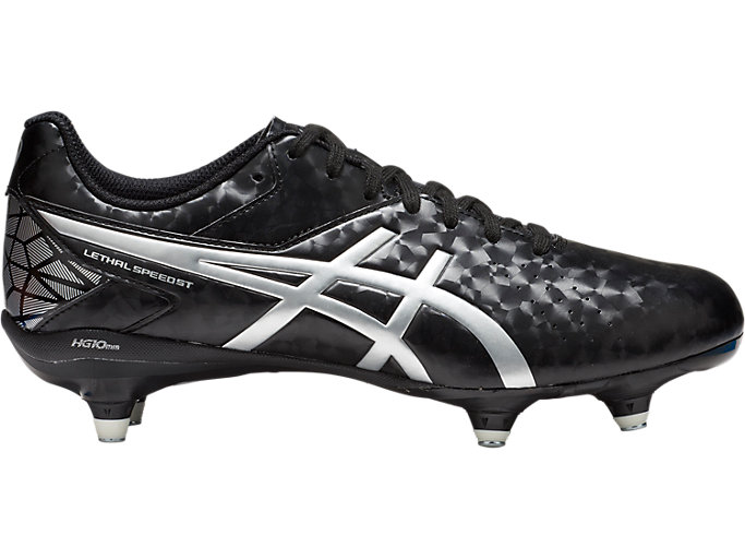 Right side view of LETHAL SPEED ST, BLACK/SILVER