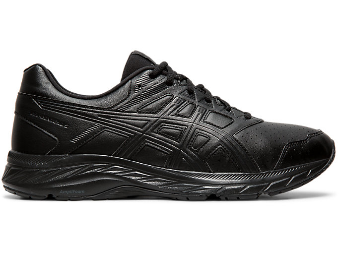 Men's GEL CONTEND™ 5 SL | BLACKGRAPHITE GREY | Buty do