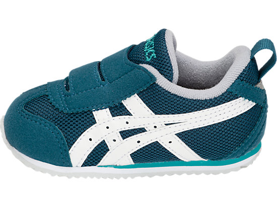 MEXICO NARROW BABY 4 DEEP AQUA/WHITE