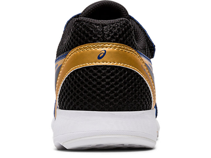 Back view of LAZERBEAM® RE-MG-W, ASICS BLUE/PURE GOLD