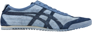 onitsuka tiger mexico 66 black blue uk grey leather