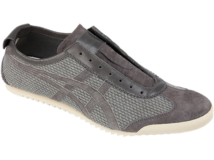 Front Right view of MEXICO SLIP-ON DELUXE, CARBON/CARBON