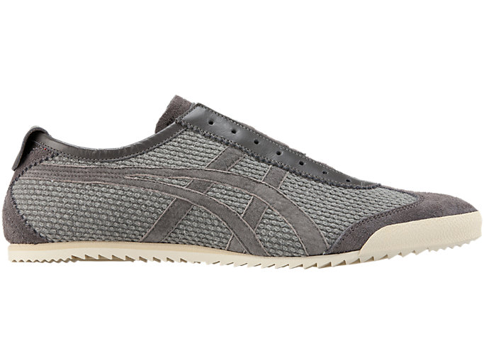 Right side view of MEXICO SLIP-ON DELUXE, CARBON/CARBON