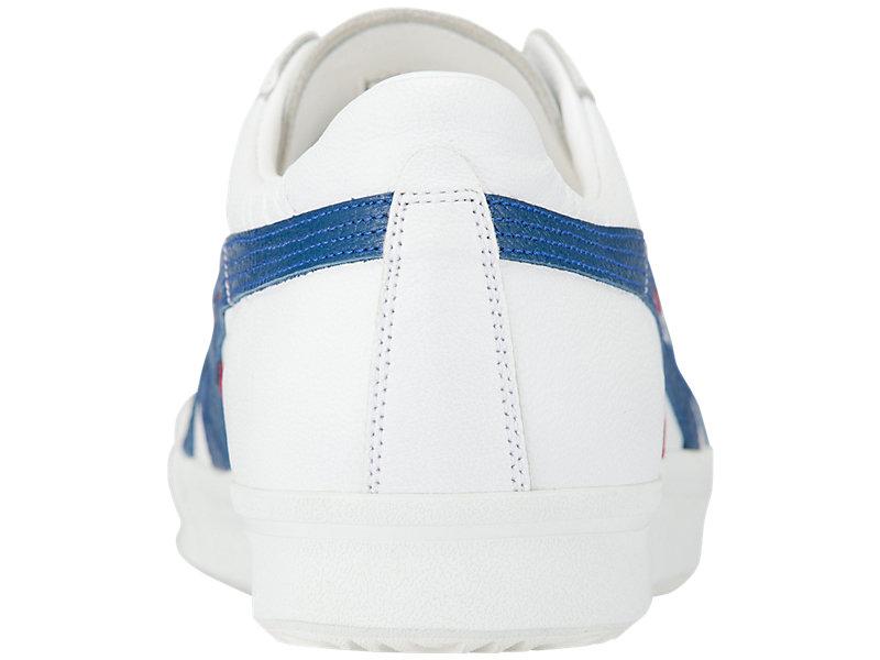 FABRE BL-S DELUXE WHITE/ASICS BLUE 25 BK