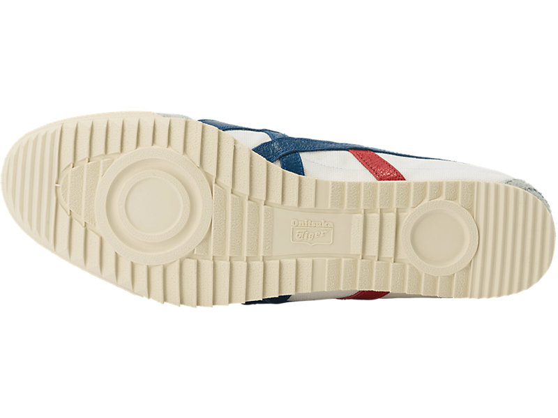 MEXICO SLIP-ON DELUXE WHITE/ASICS BLUE 17 BT