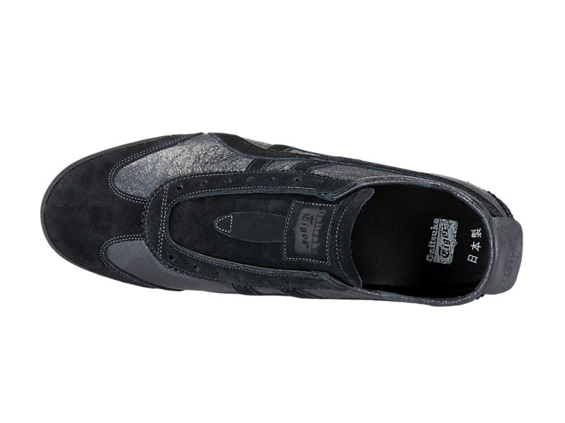 MEXICO SLIP-ON DELUXE BLACK/BLACK 21 TP