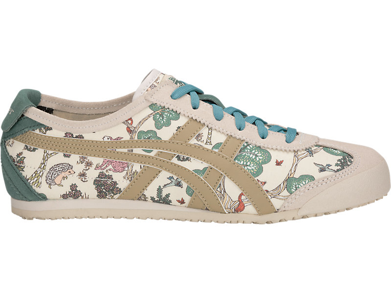 reputable site 762ae 575f6 Mexico 66 | WOMEN | Oatmeal/Safari Khaki | Onitsuka Tiger ...