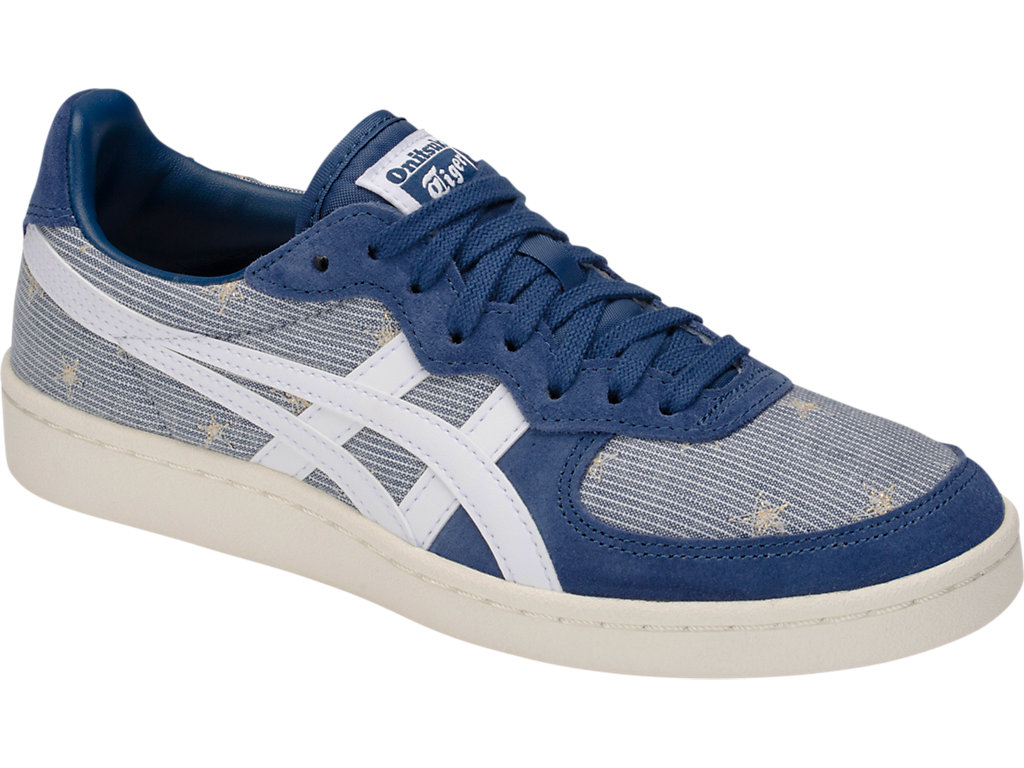quality design 66f82 b46ff GSM | Women | MIDNIGHT BLUE/WHITE | Women's Low Top Shoes ...