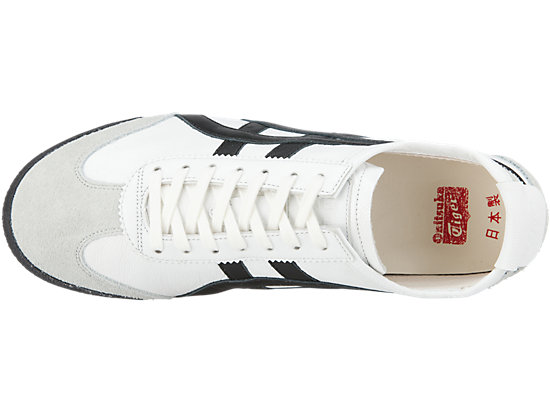 MEXICO 66 DELUXE WHITE/BLACK