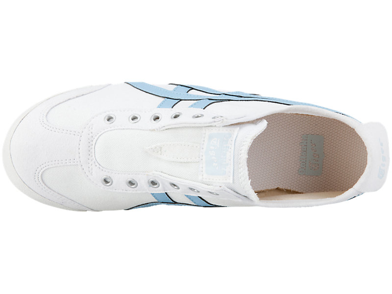 MEXICO 66 SLIP-ON WHITE/BLUE SMOKE 17 TP