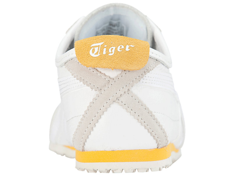 MEXICO 66 WHITE/TIGER YELLOW 25 BK