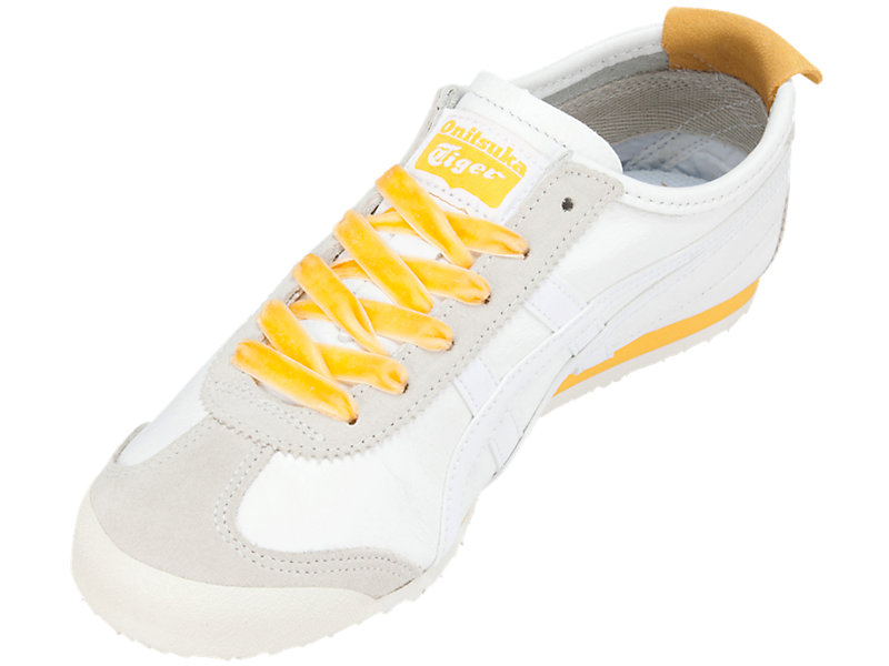 MEXICO 66 WHITE/TIGER YELLOW 9 FL