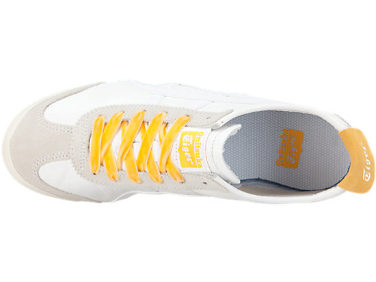 MEXICO 66 WHITE/TIGER YELLOW