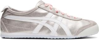 onitsuka tiger mexico 66 grey pink suede exclusive
