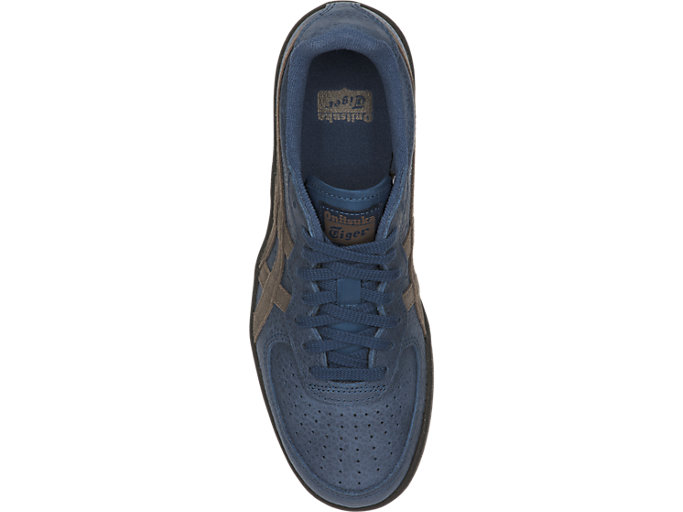 Top view of GSM, MIDNIGHT BLUE/DARK TAUPE