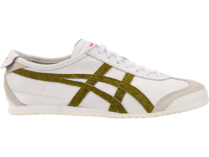 quality design 7f69d 09cc5 MEXICO 66 | Unisex | WHITE/HUNTER GREEN | Onitsuka Tiger ...
