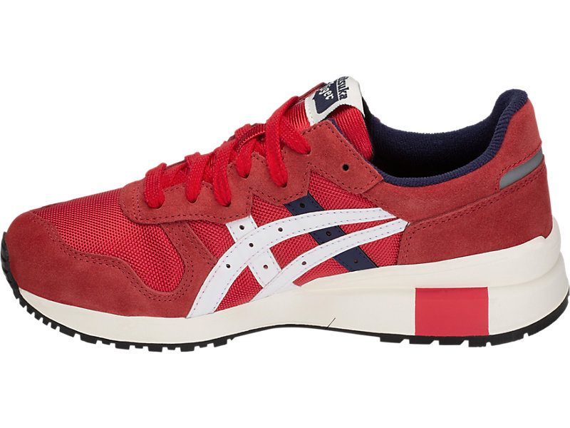 Tiger Ally CLASSIC RED/CREAM 9 FR
