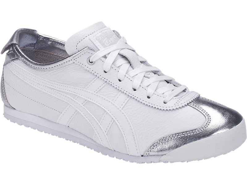 low priced 878f7 2e1f4 Mexico 66 | Silver/White | Onitsuka Tiger United States
