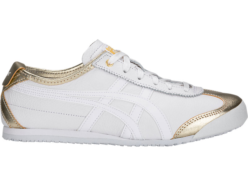 new style 9ed43 e88e0 Mexico 66 | Rich Gold/White | Onitsuka Tiger United States