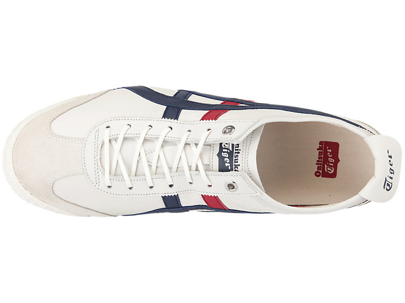 Details about ASICS Onitsuka Tiger Mexico 66 SD CreamPeacoat Unisex Shoes 1183A036.101 NEW
