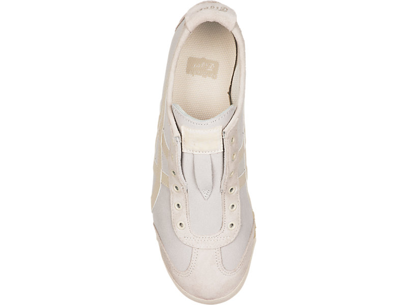MEXICO 66 SLIP-ON CREAM/OATMEAL 21 TP