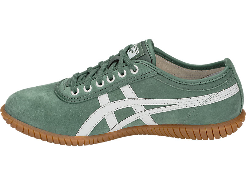 TSUNAHIKI HIKING GREEN/GLACIER GREY 9 FR