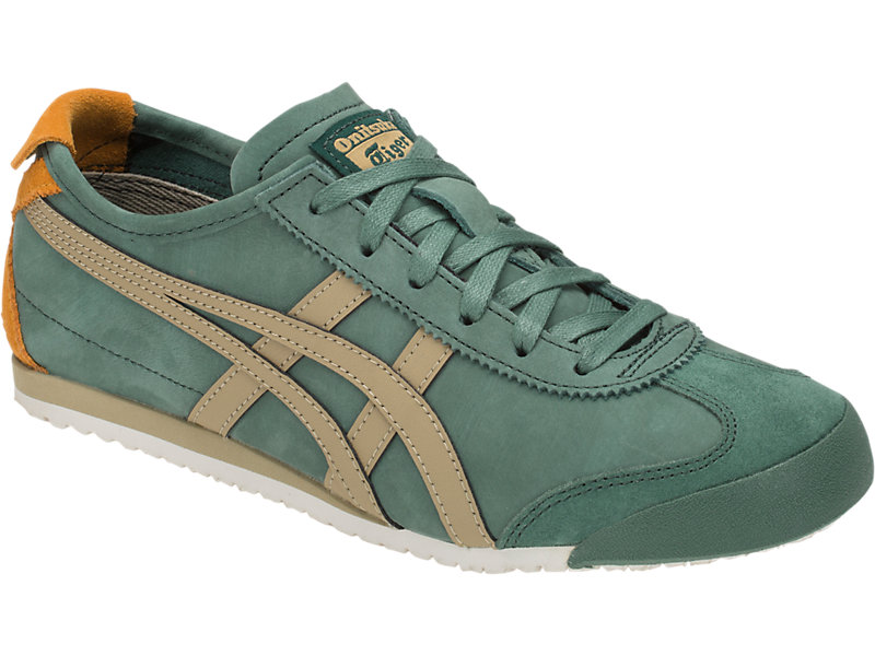 finest selection df656 3921a Mexico 66 | Hiking Green/Safari Khaki | Onitsuka Tiger ...