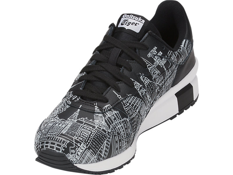 TIGER ALLY BLACK/WHITE 13 FL