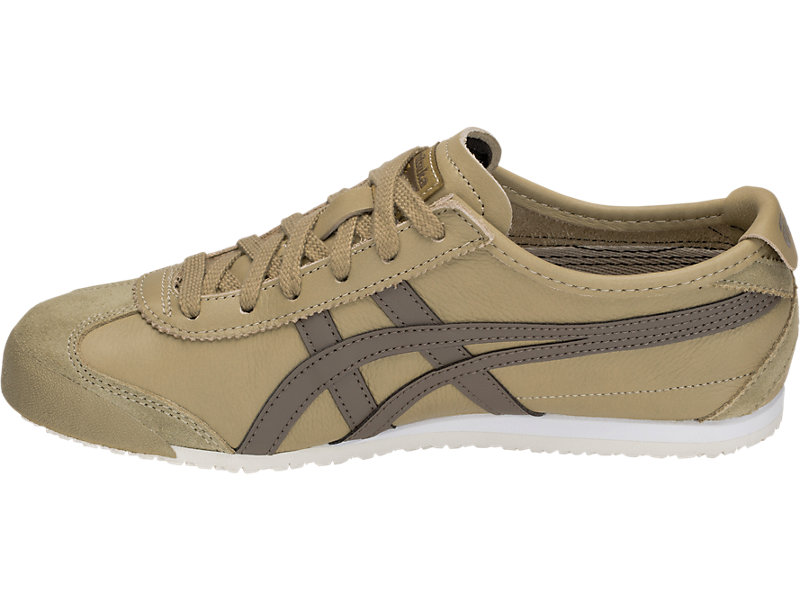 reputable site b6d20 8bf3c Mexico 66 | Safari Khaki/Dark Taupe | Onitsuka Tiger United ...
