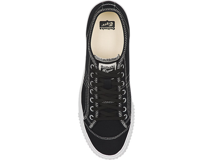 Top view of OK BASKETBALL LO, BLACK/BLACK