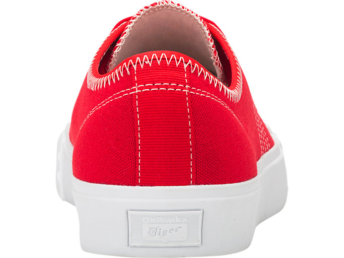 Back view of OK BASKETBALL LO, CLASSIC RED/CLASSIC RED