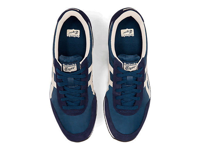 Top view of NEW YORK, INDEPENDENCE BLUE/OATMEAL