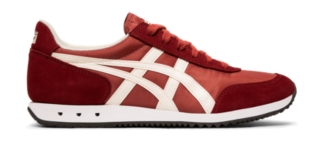 onitsuka tiger mexico 66 black burnt red knitte