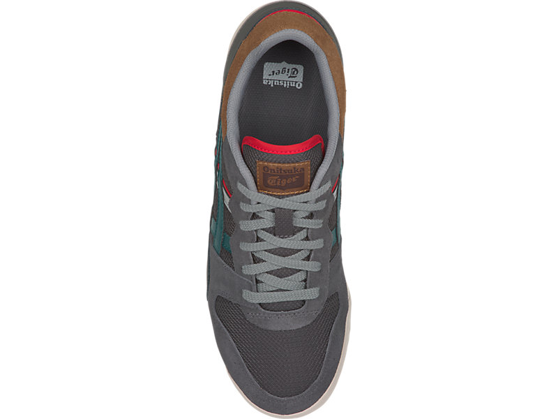 TIGER HORIZONIA DARK GREY/SPRUCE GREEN 21 TP