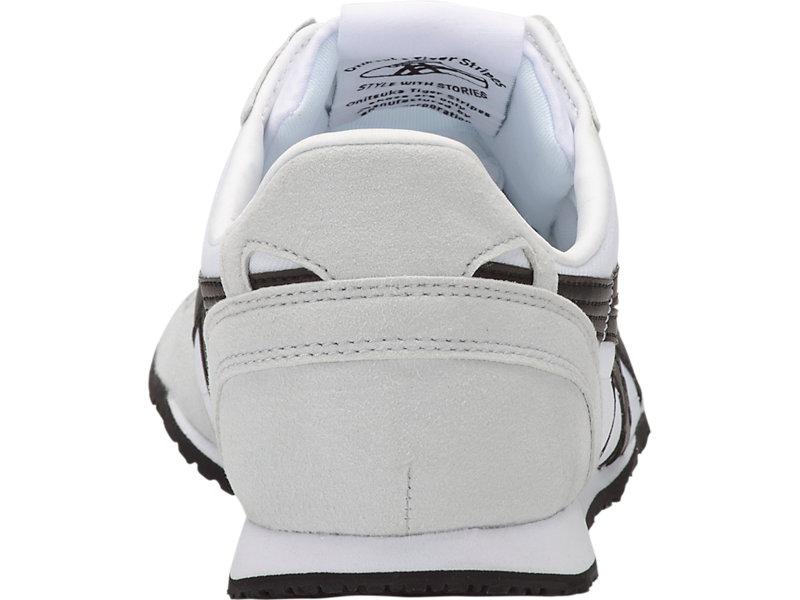 Serrano Slip-On WHITE/BLACK 17 BK