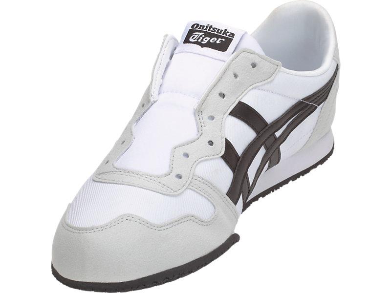 Serrano Slip-On WHITE/BLACK 9 FL