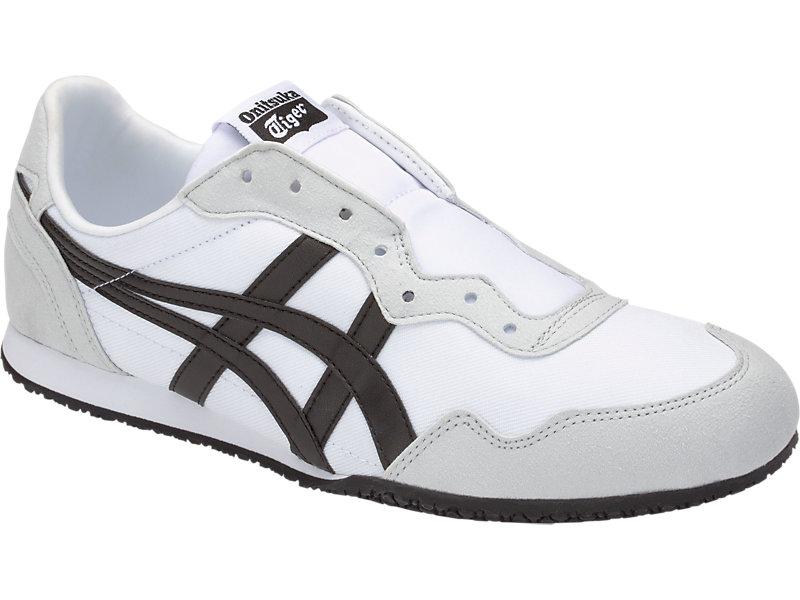 SERRANO SLIP-ON WHITE/BLACK 5 FR