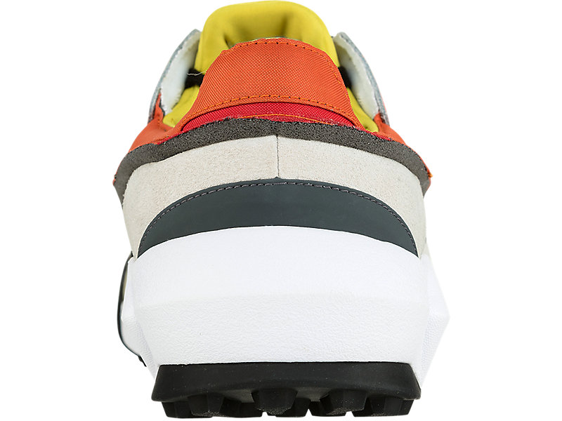 Admix Runner Slip-On WHITE/ORANGE 25 BK