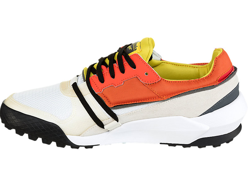 Admix Runner Slip-On WHITE/ORANGE 13 LT