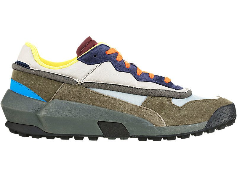 ADMIX RUNNER DARK OLIVE/FEATHER GREY 1 RT