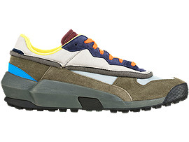 ADMIX RUNNER, DARK OLIVE/FEATHER GREY