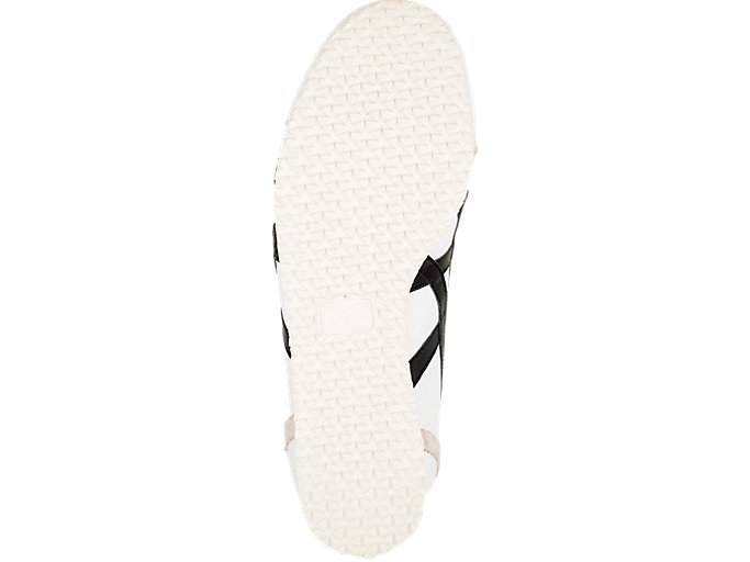 Bottom view of MEXICO MID RUNNER, WHITE/BLACK