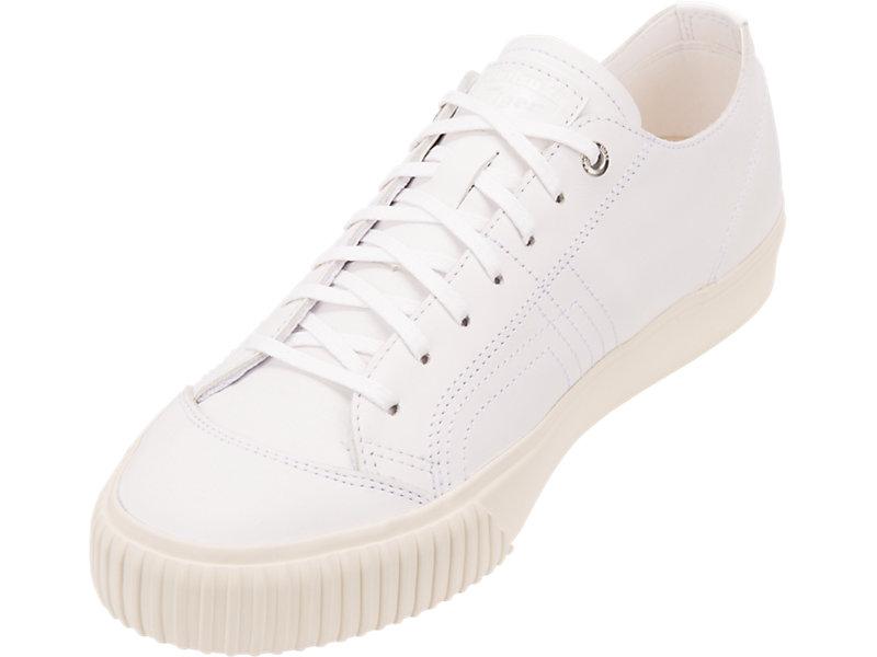 OK BASKETBALL LO WHITE/WHITE 9 FL