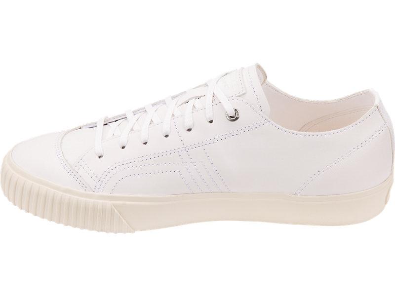 OK BASKETBALL LO WHITE/WHITE 5 FR