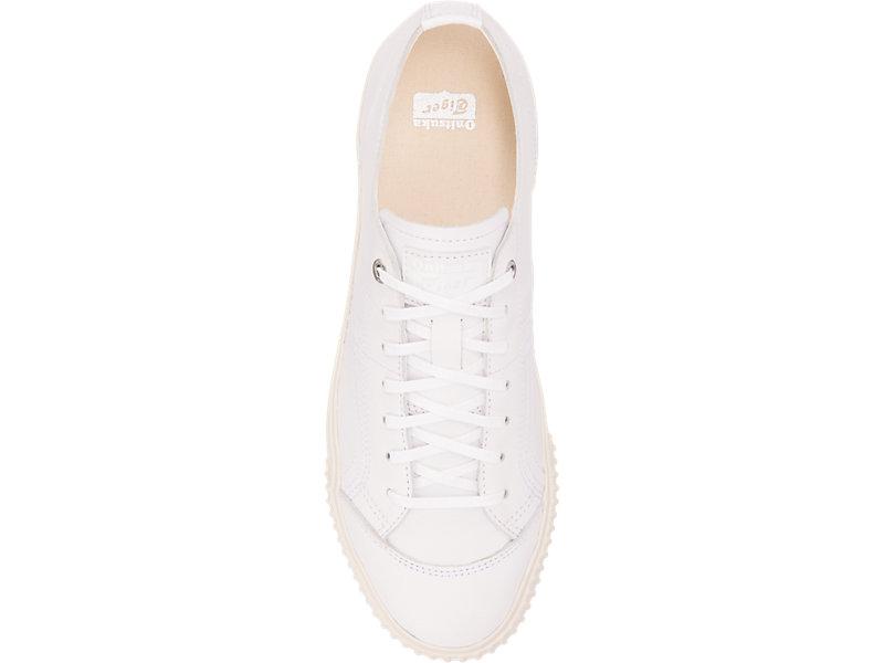 OK BASKETBALL LO WHITE/WHITE 17 TP