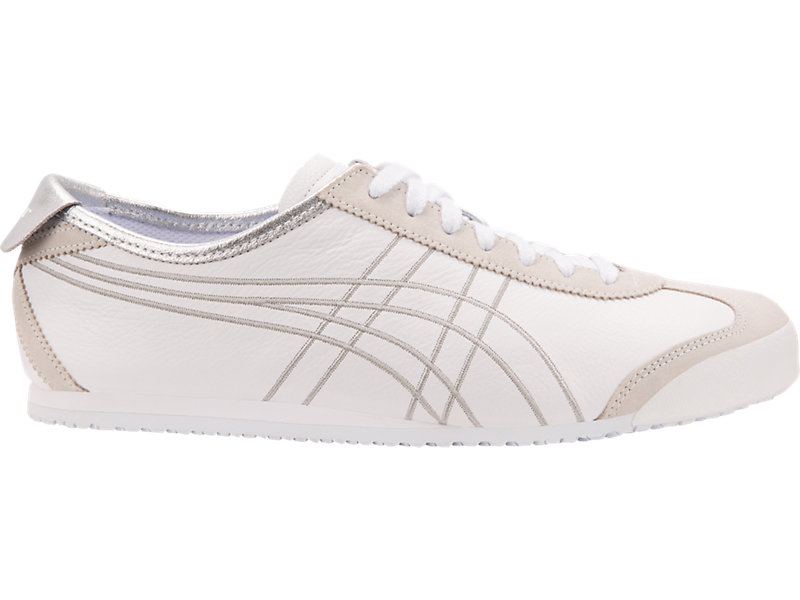 on sale 57c9d 0a16b Mexico 66 | White/Silver | Onitsuka Tiger United States