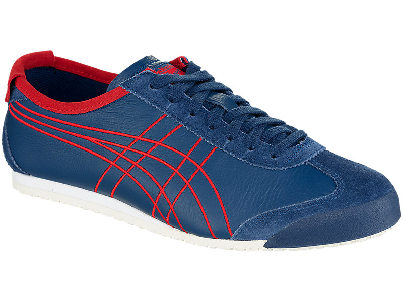 Mexico 66 MIDNIGHT BLUE/CLASSIC RED 5 FR