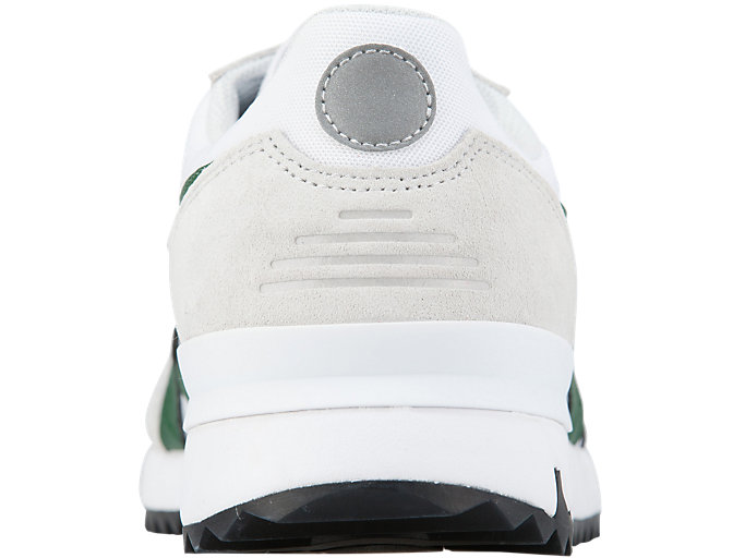 Back view of California 78 Ex, WHITE/HUNTER GREEN